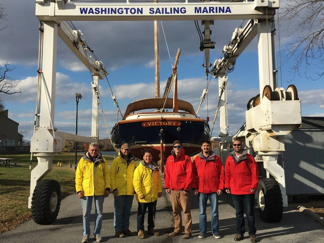 Kompletely Kustom Marine Team Maryland