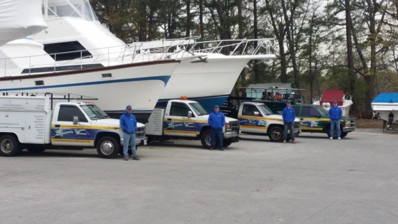 Mobile Marine Service, Installation and Repair in Pasadena, Maryland