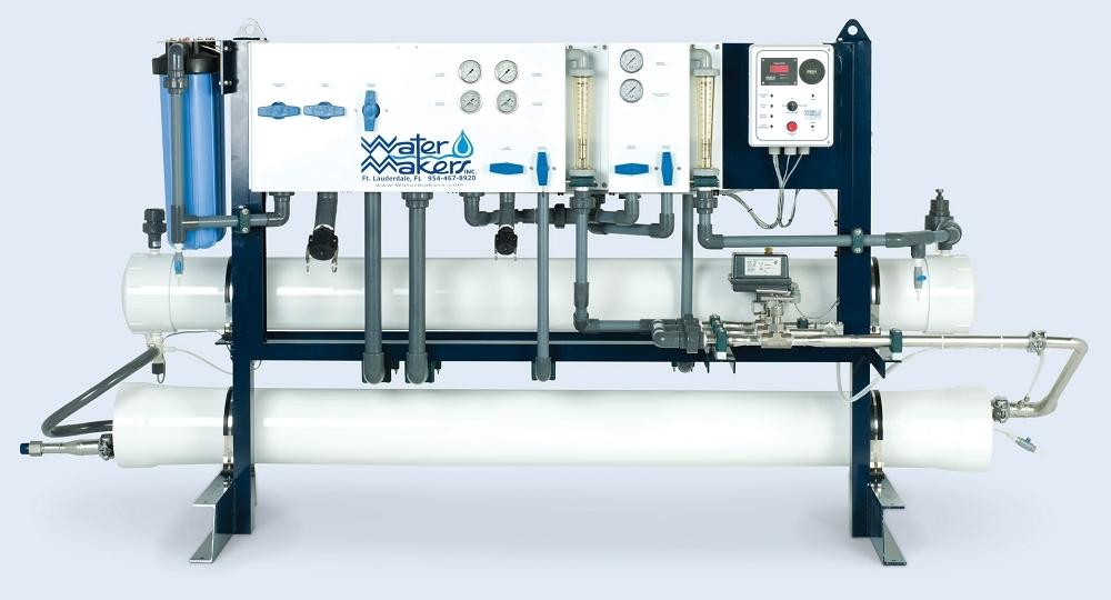 Kompletely Kustom Marine WMFQ Series Watermaker