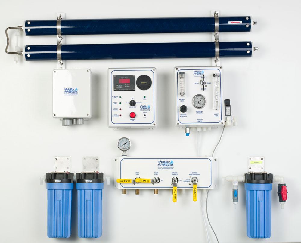 Kompletely Kustom Marine WMS Series Watermaker