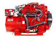 Kompletely Kustom Marine Westerbeke Gas Generator
